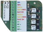 ACCESORIO MOBOTIX EXTENSION MODULE FOR ALL INDOOR CAMERAS X26A/X26B