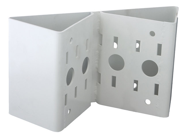 ACCESORIO MOBOTIX WALL & POLE/CORNER MOUNT SET FOR D1X