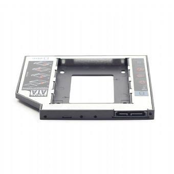 "BASTIDOR GEMBIRD HD SATA 2,5"" A 5,25"" SLIM PC DVD RW 9,5MM"
