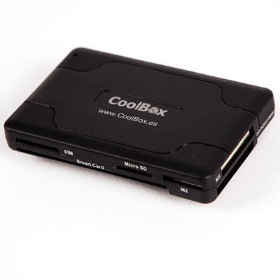 CARD READER EXTERNO COOLBOX CRE-065 DNIe