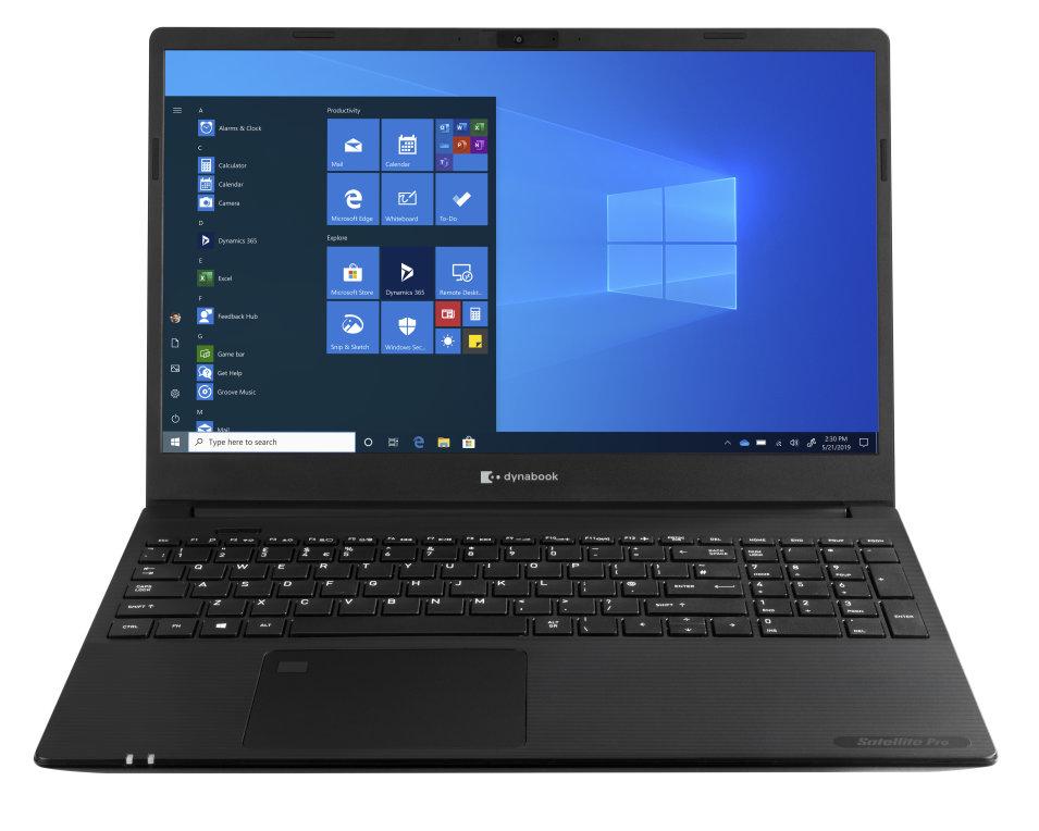 """DYNABOOK SAT PRO L50-G-159 I5-10210U 8GB 256GBSSD+1TB  NVIDIA 2GB FHD 15,6"""" W10P"""