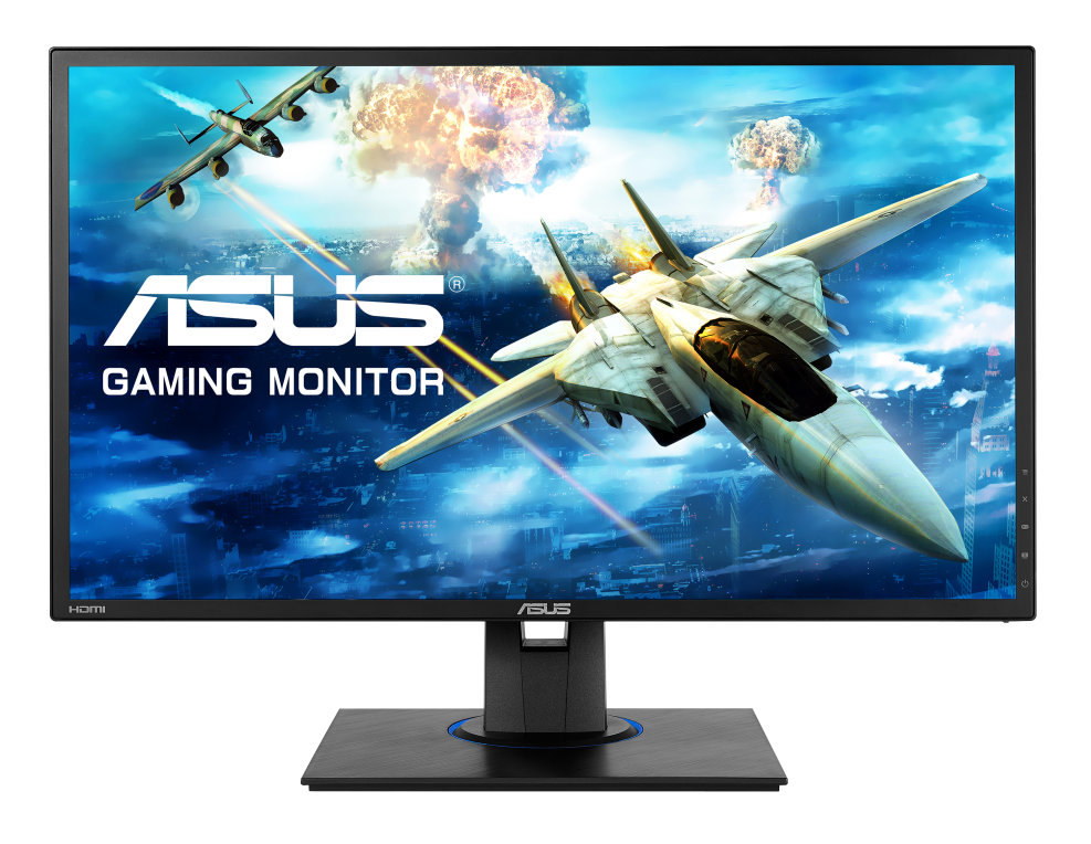 """MONITOR ASUS VG245HE 24"""" 1920x1080 1MS HDMI ALTAVOCES GAMING NEGRO"""