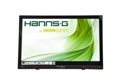 "MONITOR HANNS HT161HNB 15,6"" 1366x768 12MS HDMI ALTAVOCES TACTIL NEGRO"