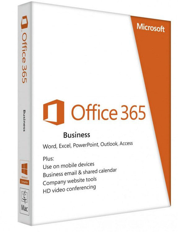 MS OFFICE 365 BUSINESS OPEN
