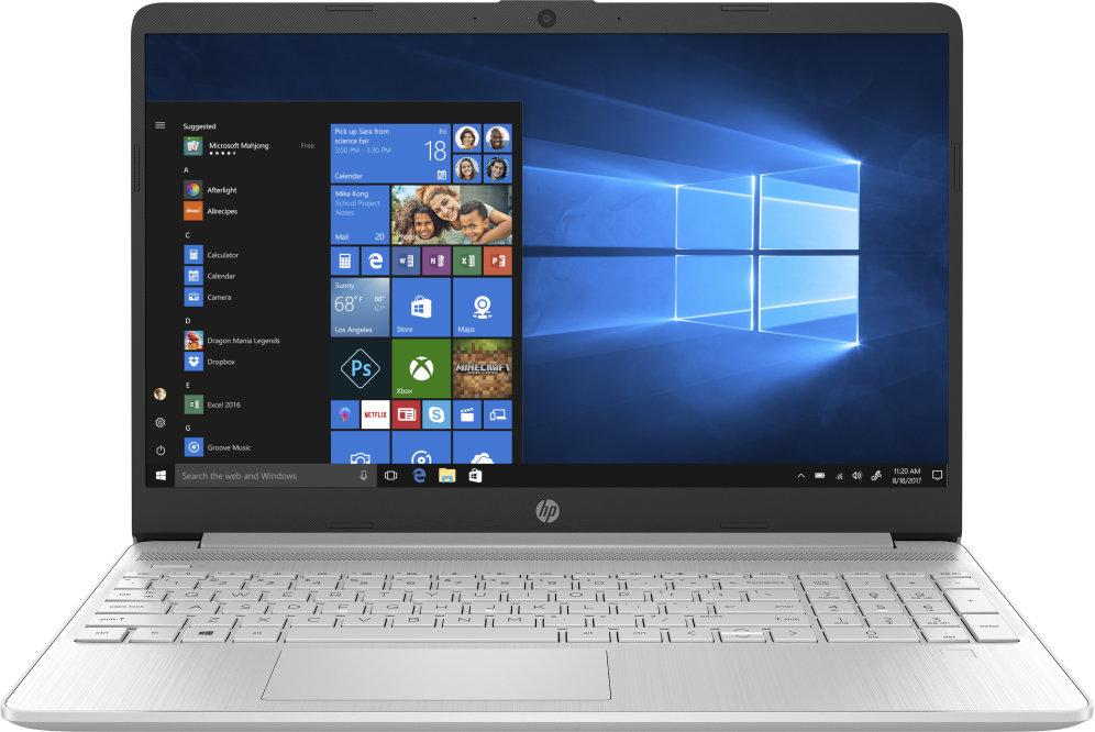 """PORTATIL HP 15S-EQ0021NS AMD RYZEN 5 3500U 8GB 512GBSSD RAD VEGA 8 15,6""""W10H"""
