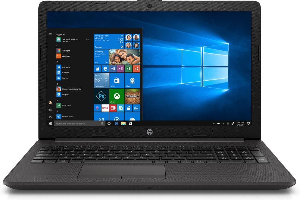 """PORTATIL HP 250 G7 I7-8565U 8GB 256SSD 15.6"""" W10P PLATA"""