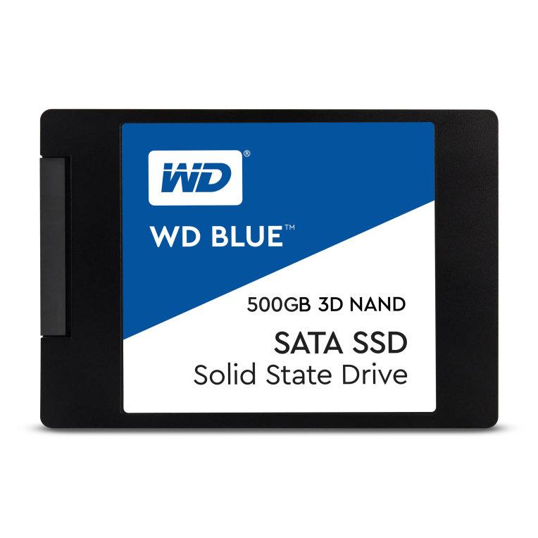SSD WD BLUE 500GB SATA 7MM