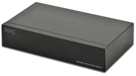 VIDEO SPLITTER DIGITUS 1 PC 8 MONITORES 250MHZ 2048X1536